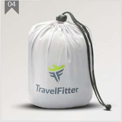 TravelFitter RollFix Reisekissen kompakt 4
