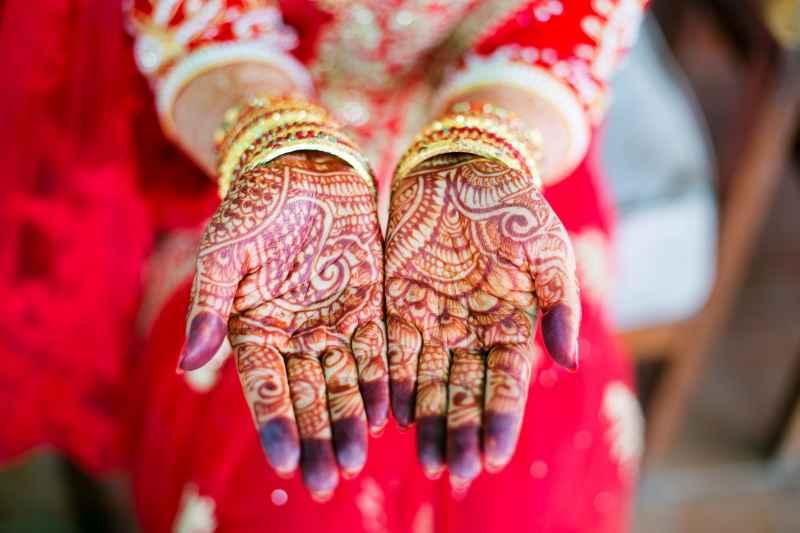 TravelFittern India Kultur Handbemalung