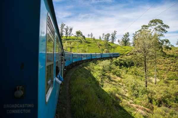TravelFitter Sri-Lanka Eisenbahn