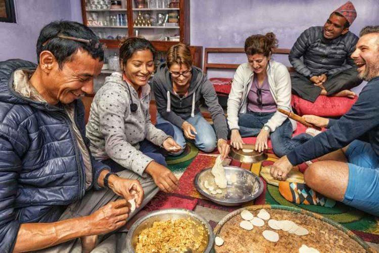 TravelFitter Nepal Kultur Homestay